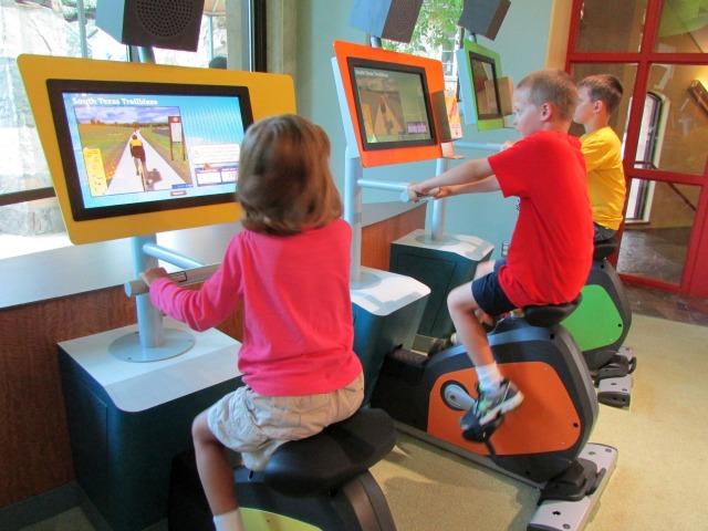 Texas Trailblaze at H-E-B Body Adventure at the Witte Museum | San Antonio Charter Moms
