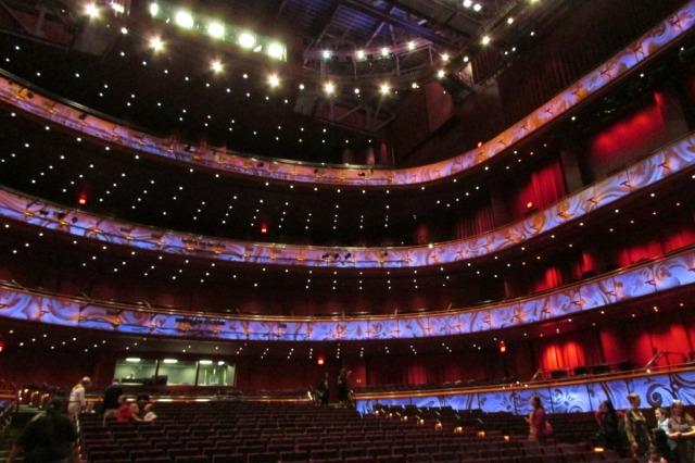 Tobin Center H-E-B Performance Hall | San Antonio Charter Moms