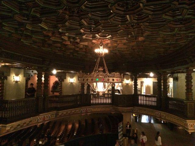 Majestic Theatre lobby | San Antonio Charter Moms