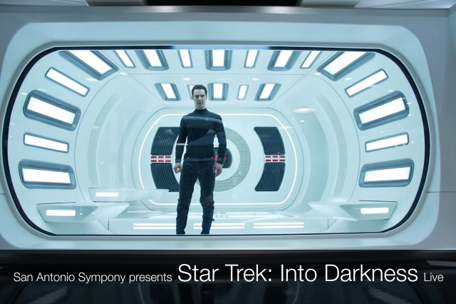 San Antonio Symphony presents Star Trek: Into Darkness live | San Antonio Charter Moms