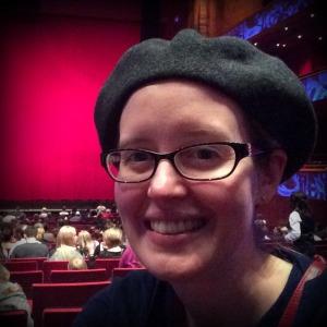 Inga Cotton at the Tobin Center to see Ballet San Antonio's Nutcracker with the San Antonio Symphony | San Antonio Charter Moms