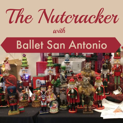 F.T. and G.N. review Ballet San Antonio's Nutcracker with the San Antonio Symphony | San Antonio Charter Moms