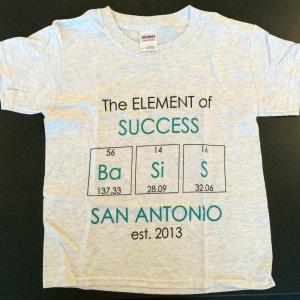 BASIS San Antonio T-shirts | San Antonio Charter Moms
