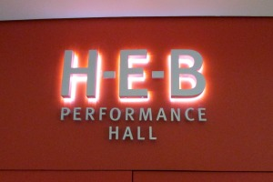 H-E-B Performance Hall at the Tobin Center | San Antonio Charter Moms