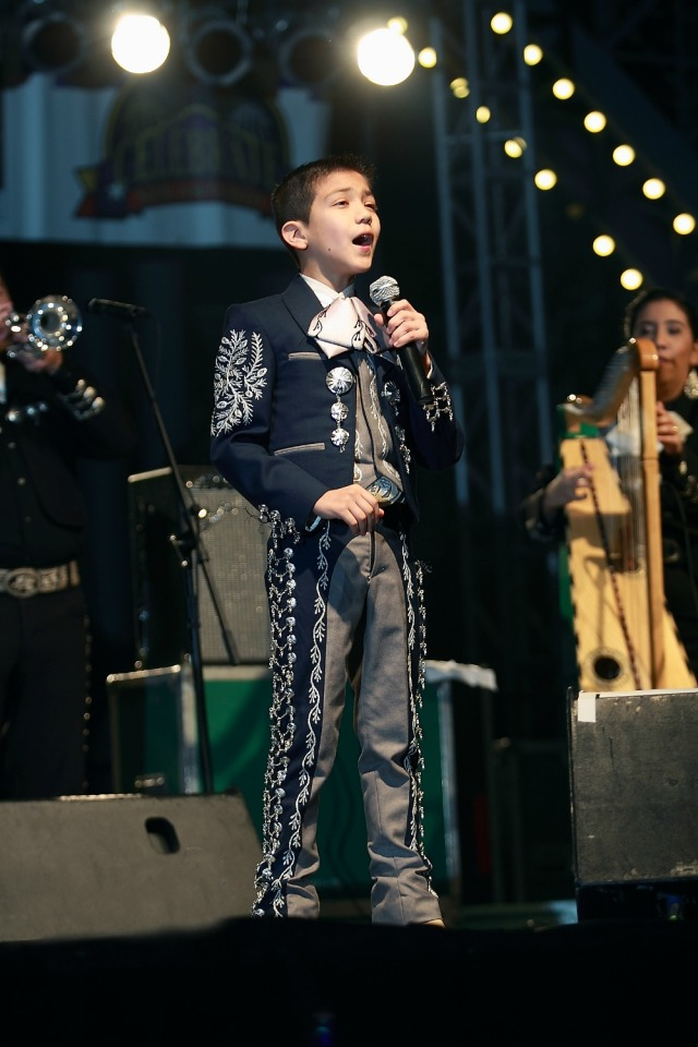 Sebastien de la Cruz, El Charro de Oro, soloist at Holiday Pops with the San Antonio Symphony | San Antonio Charter Moms