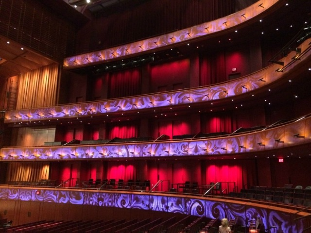 HEB Performance Hall at the Tobin Center | San Antonio Charter Moms