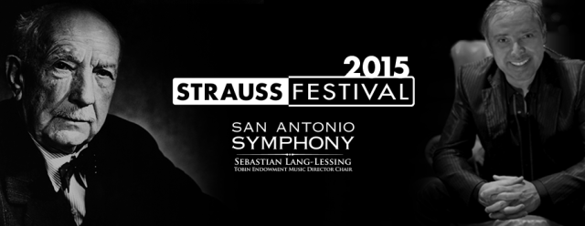 Strauss Festival 2015 - San Antonio Symphony