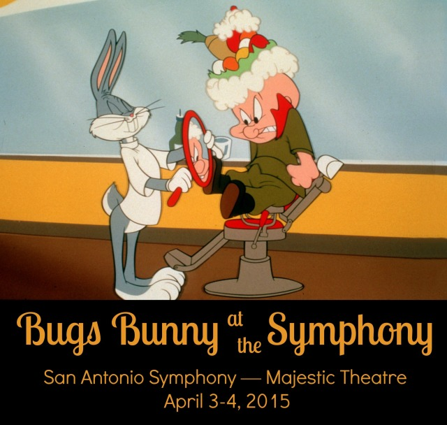 """Bugs Bunny at the Symphony II"" with the San Antonio Symphony 