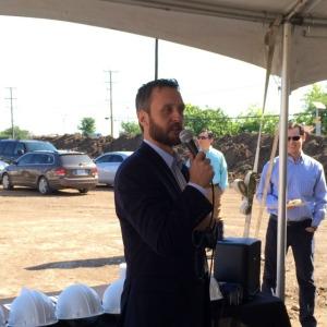 Groundbreaking ceremony at Carpe Diem Westwood   San Antonio Charter Moms