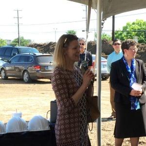 Victoria Rico, chairwoman and trustee, George W. Brackenridge Foundation | San Antonio Charter Moms