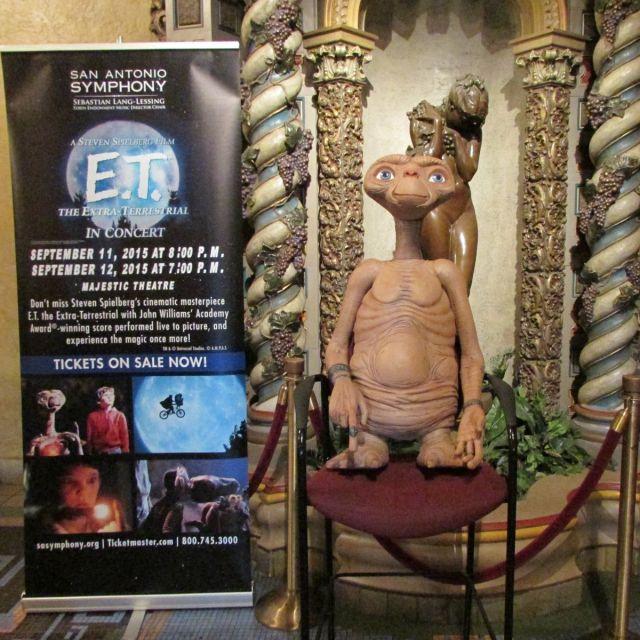 E.T. the Extra-Terrestrial with the San Antonio Symphony | San Antonio Charter Moms
