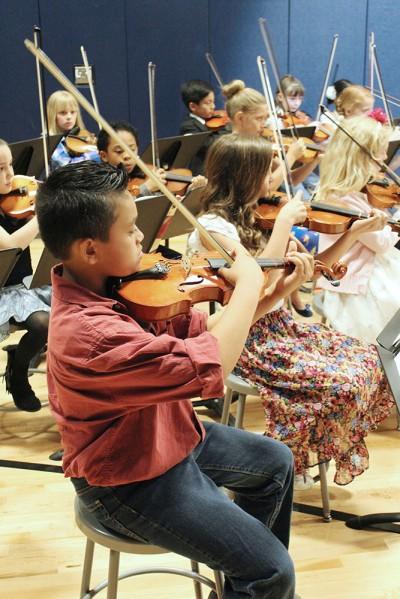 Legacy Traditional School music class | San Antonio Charter Moms