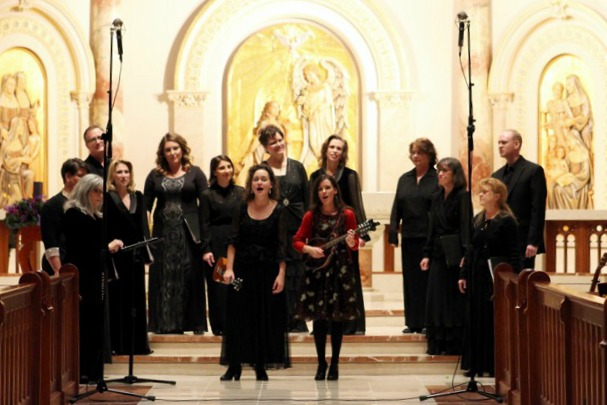 Comfort & Joy: Music of Christmas from Bennissimo! Music Productions at the Chapel of the Incarnate Word | San Antonio Charter Moms