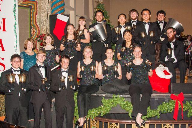 Trinity Handbell Ensemble will be at San Antonio Symphony Holiday Pops | San Antonio Charter Moms