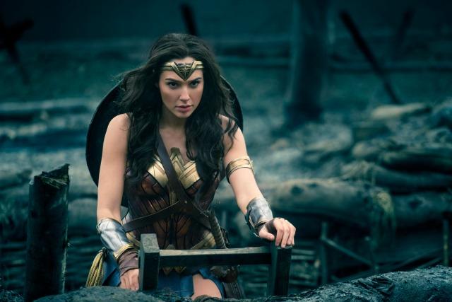Wonder Woman (Warner Bros. 2017)